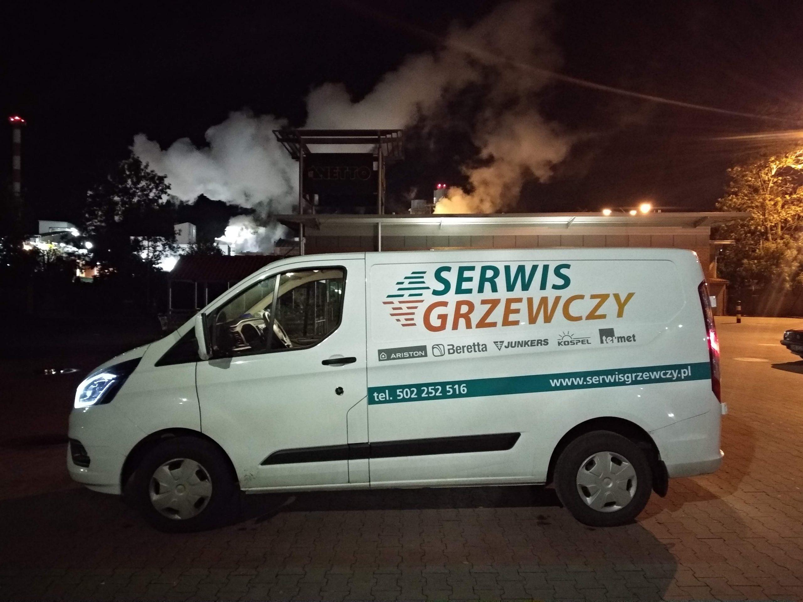 SERWIS GRZEWCZY - Autoryzowany Serwis Junkers, Beretta, Ariston, Termet, Kospel